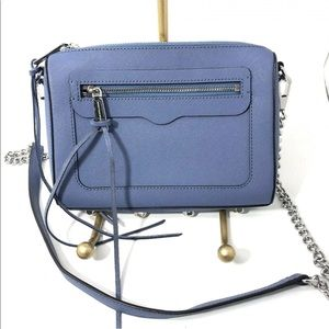 Rebecca Minkoff Deep Denim Blue Crossbody Purse